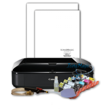 Wide Format Edible Printer System