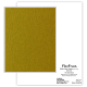 FlexFrost® Shimmer Edible Fabric Sheets - Gold Shimmer