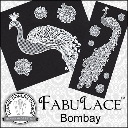 FabuLace™ Bombay Lace Mat