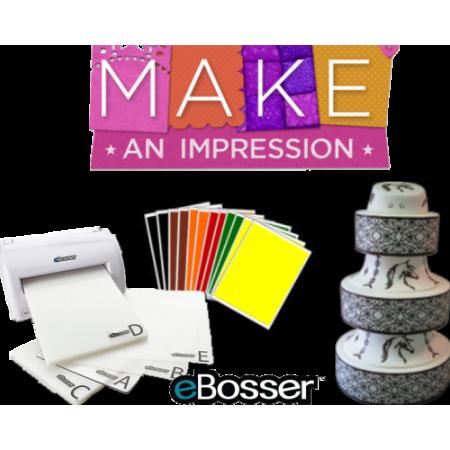 Ebosser Edible Paper Cutter