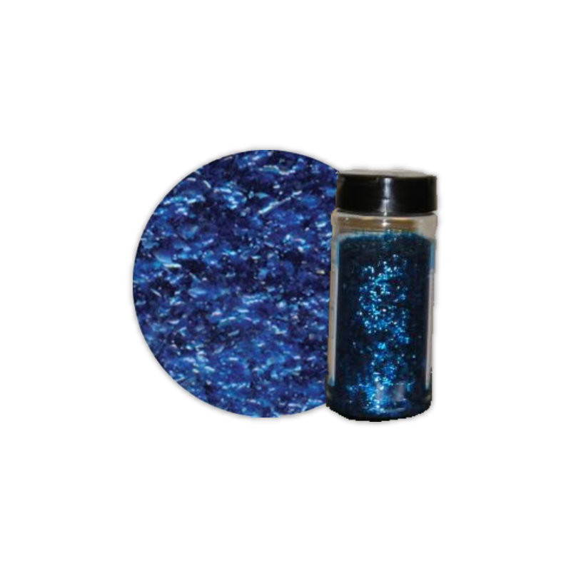 Edible Glitter 4oz Blue - IcingMagic