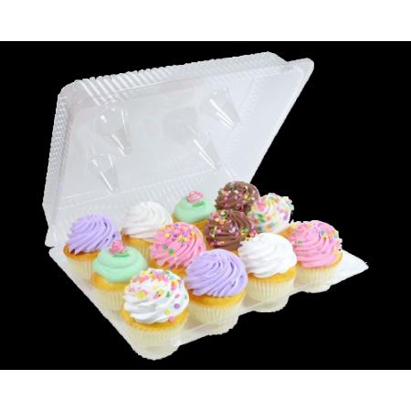 12 Count Cupcake Tray 100/cs