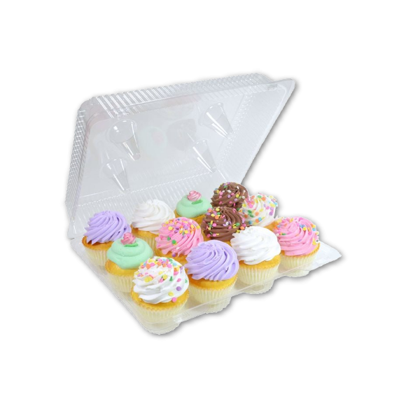 12 Count Cupcake Tray 100/cs