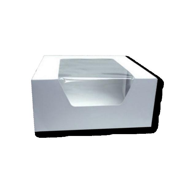 1/2 Sheet Cake Window Boxes-19x14x4 50/cs