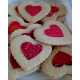 FlexFrost®  sheets baked on to cookies