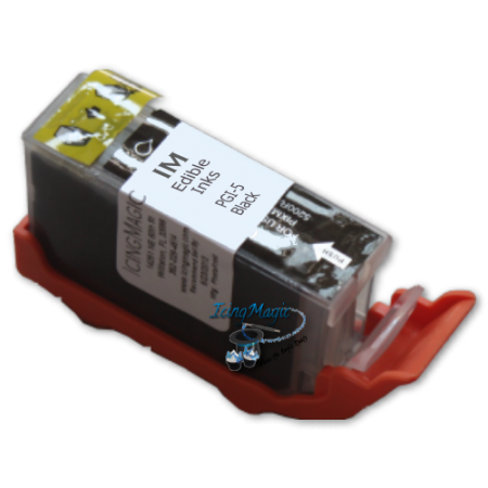 PGI-5 Black Edible Ink Cartridge