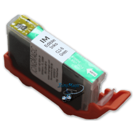 CLI-8 Green Edible Ink Cartridge