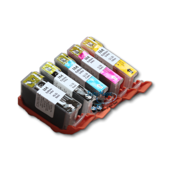 CLI 225/226 Edible Ink Color Cartridge Set