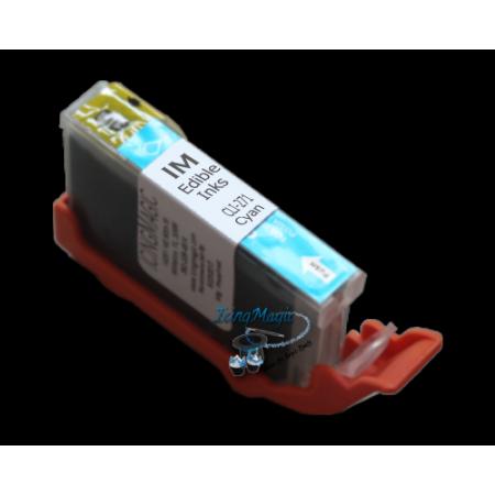 CLI-271 FlexFrost Cyan Edible Ink Cartridge