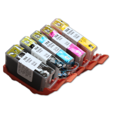 CLI 320/321 Edible Ink Cartridge Set