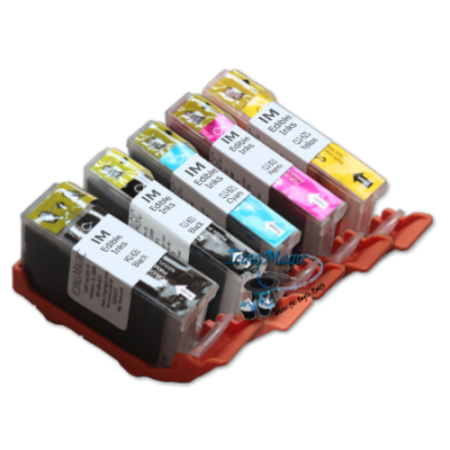 CLI 820/821 Edible Ink Cartridge Set
