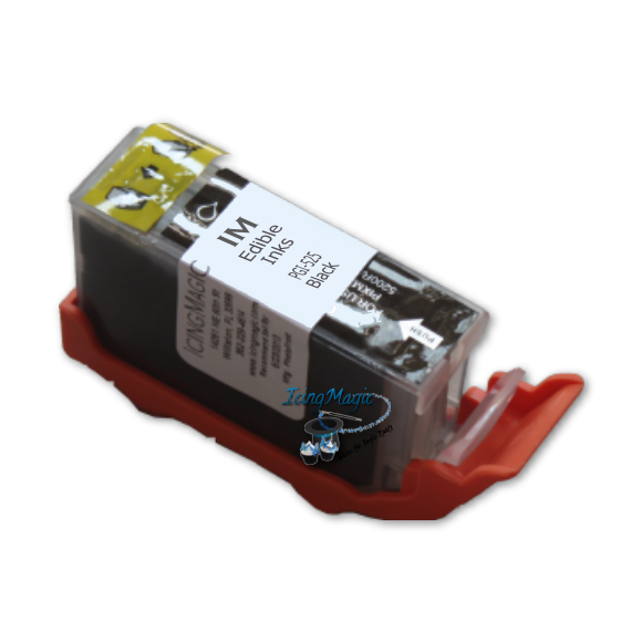 PGI-525 black edible ink cartridge