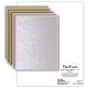 FlexFrost® Shimmer Sampler Edible Fabric Sheets