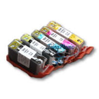 CLI 125/126 Edible Ink Cartridges
