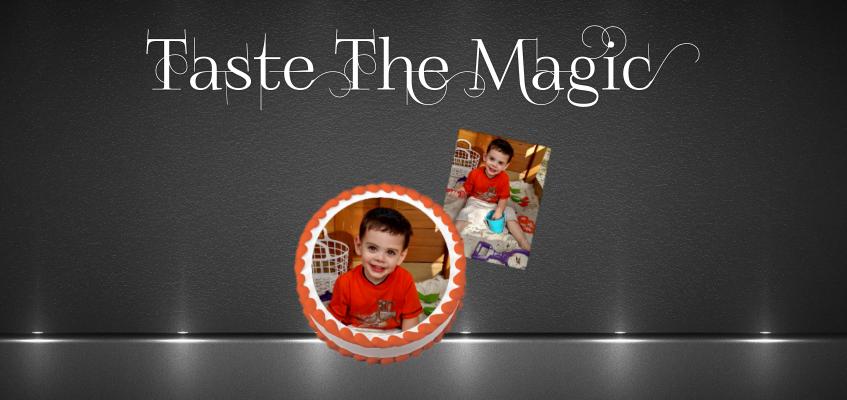 Taste The Magic