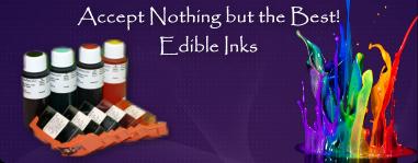 Edible Ink